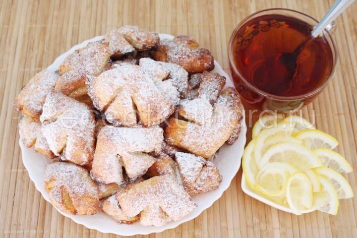 Печенье из творога очень вкусное в домашних условиях
