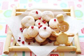Печенье на сметане мягкое и вкусное быстрый рецепт