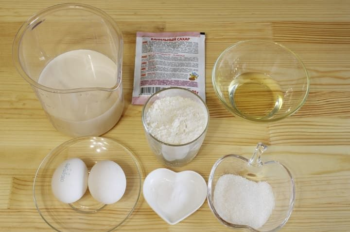 Оладьи на ряженке - пошаговый рецепт с фото на Повар.ру