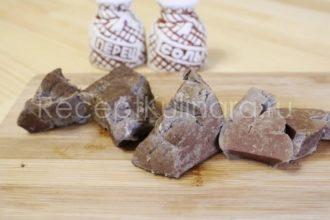 Как и сколько по времени варить говяжью печень до готовности для салата чтобы была мягкой сочной и вкусной