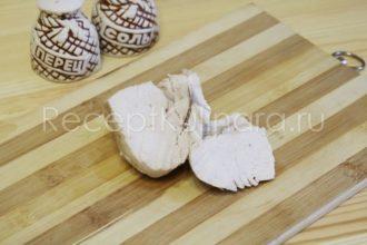 Как сварить куриную грудку до готовности в кастрюле для салата