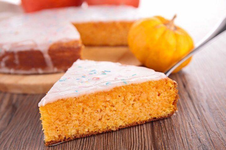 Самый вкусный тыквенный пирог