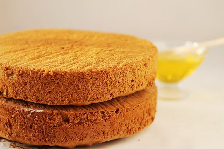 Бисквит для торта «Медовый»