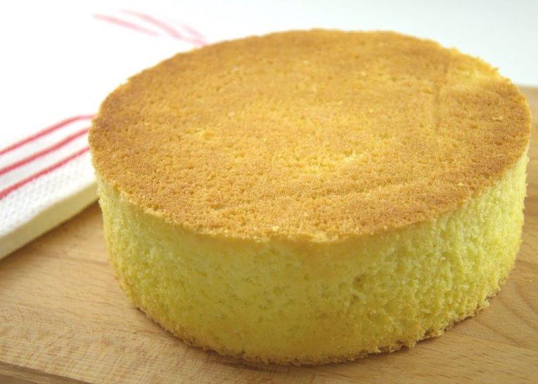 Бисквит для торта «Нежный»