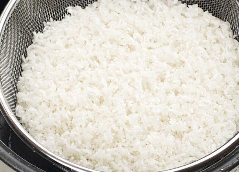 Классический рецепт риса для суши в пароварке