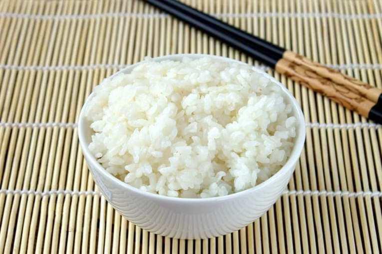 Рис без добавок
