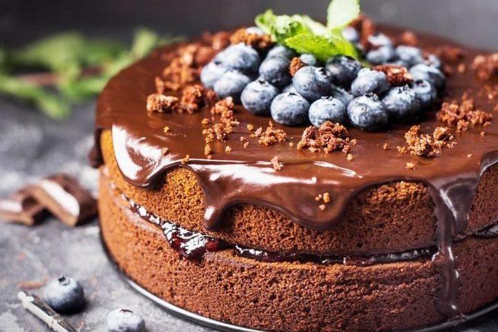 Самые вкусные шоколадные торты рецепты