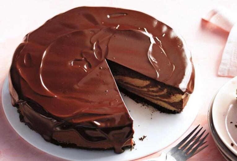 Шоколадная глазурь для торта «4 ложки»