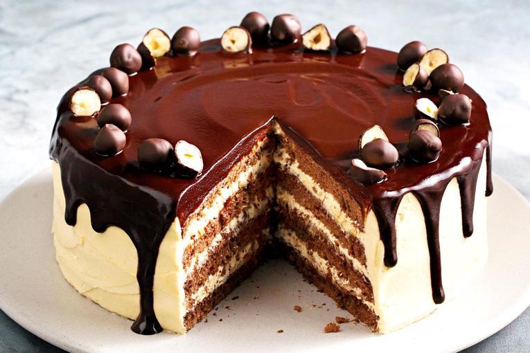 Шоколадная глазурь для торта «Домашняя»