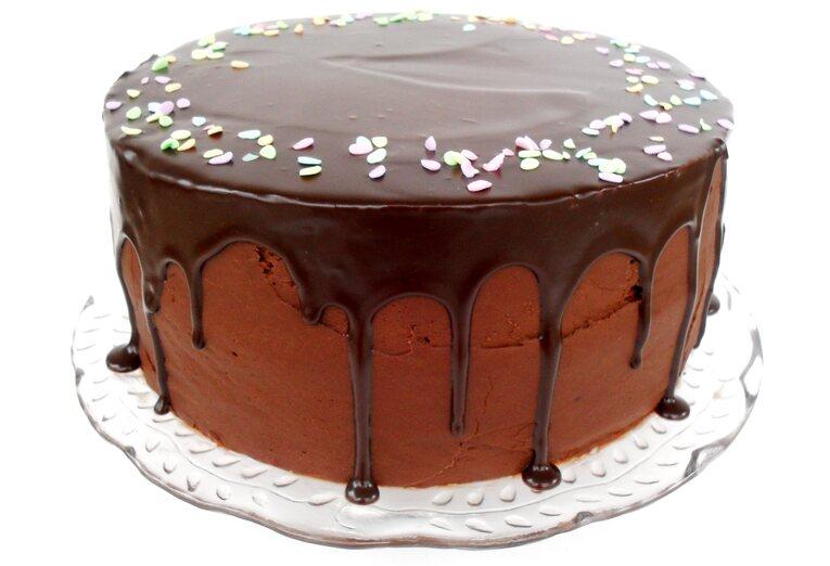 Шоколадная глазурь для торта «Фирменная»