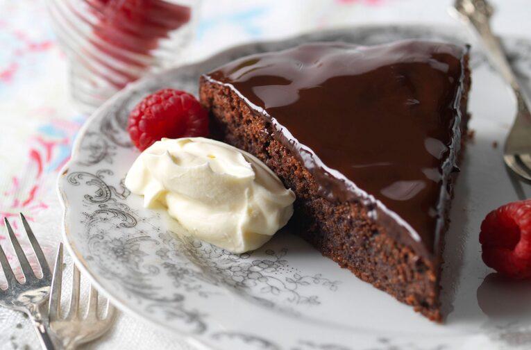 Шоколадный торт «Бабушкин»