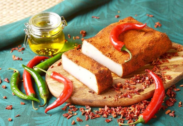 Венгерский рецепт приготовления шпика