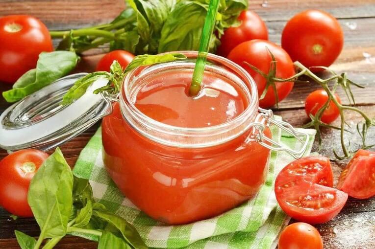 Кетчуп без уксуса